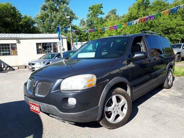 2008 Pontiac Montana SV6 Base Extended Minivan