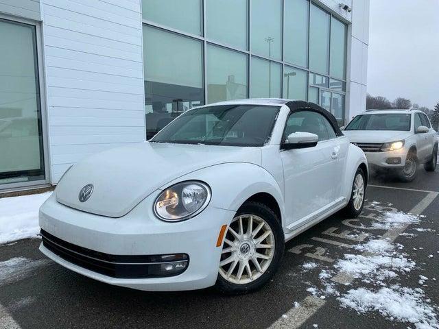 2015 Volkswagen Beetle Comfortline Convertible