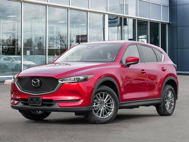 2021 Mazda CX-5 GX FWD