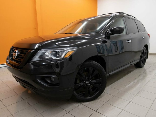 2018 Nissan Pathfinder SL 4WD