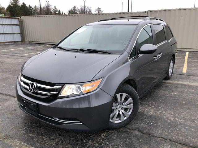 2017 Honda Odyssey EX FWD