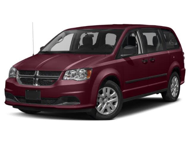 2020 Dodge Grand Caravan SXT FWD