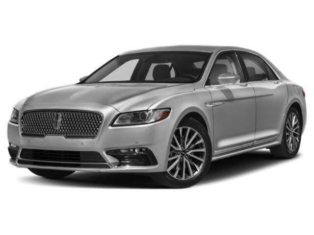 2020 Lincoln Continental FWD