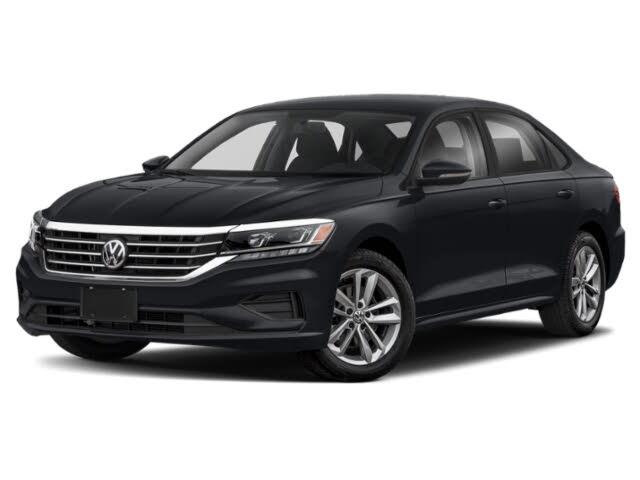2020 Volkswagen Passat 2.0T SE FWD