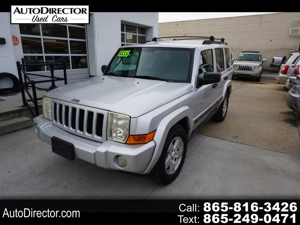 Used Jeep Commander For Sale In Chattanooga Tn Cargurus