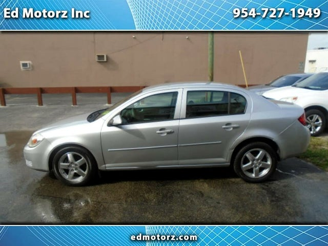 2010 Chevrolet Cobalt 2LT Sedan FWD