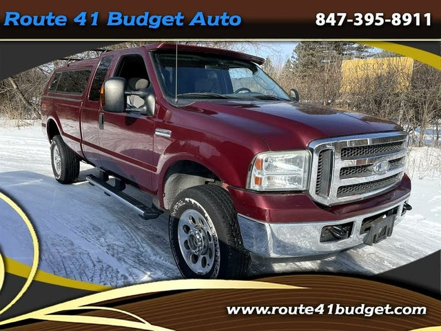2005 Ford F-350 Super Duty XL Extended Cab LB 4WD