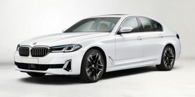 2021 BMW 5 Series 540i xDrive AWD