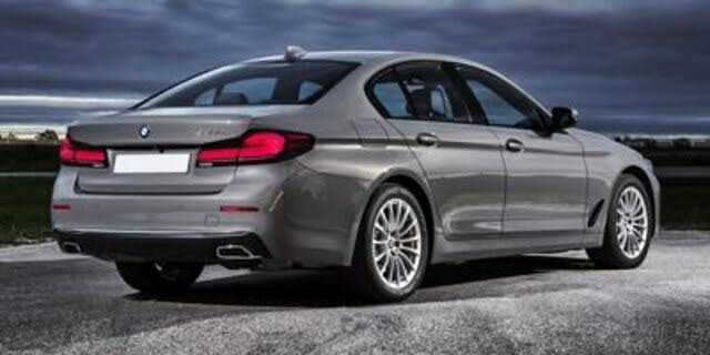 2021 BMW 5 Series 530e xDrive Hybrid Plug-in AWD