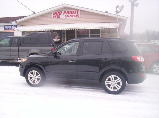 2012 Hyundai Santa Fe 3.5L Limited AWD with Navigation