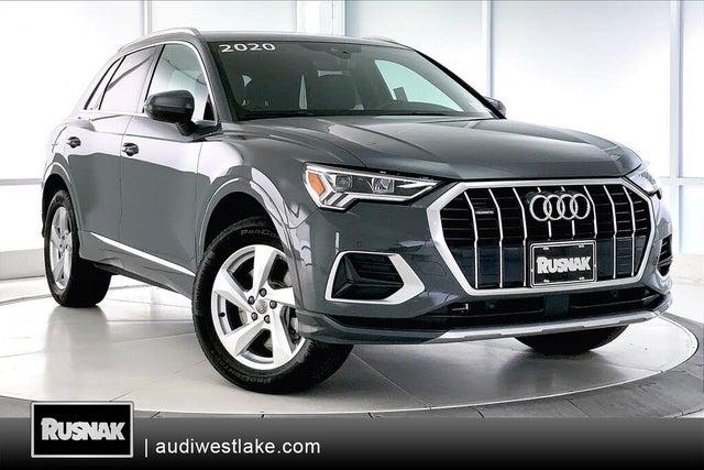 2020 Audi Q3 2.0T quattro Premium Plus AWD