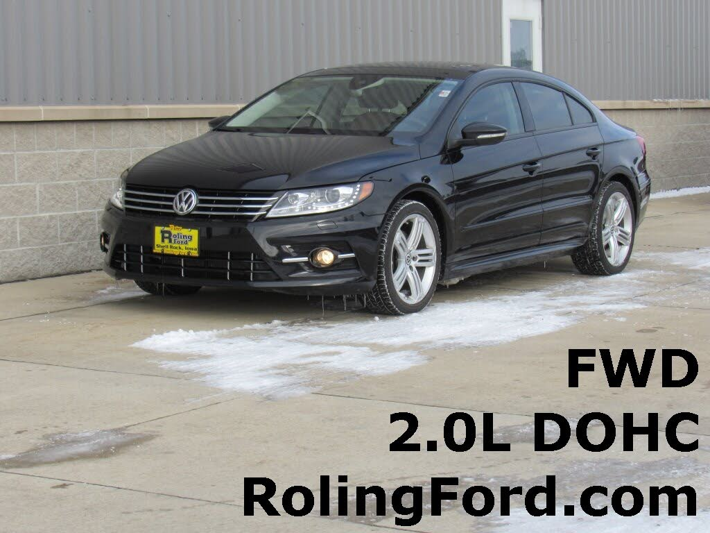 Used 2017 Volkswagen Cc 2 0t R Line Executive Fwd For Sale Right Now Cargurus