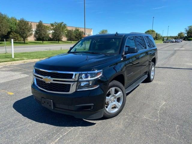 2017 Chevrolet Suburban 1500 LT 4WD