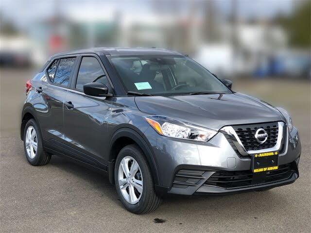 2020 Nissan Kicks S FWD
