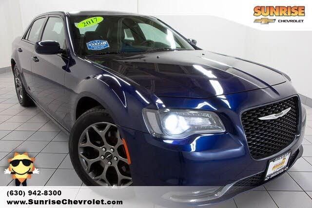 2017 Chrysler 300 S AWD