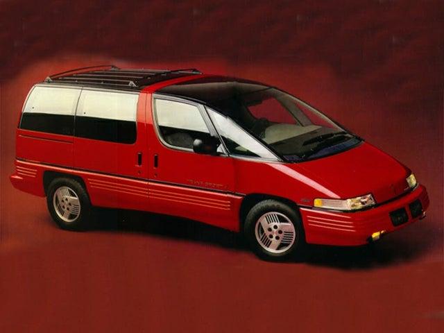 1995 Pontiac Trans Sport 3 Dr SE Passenger Van