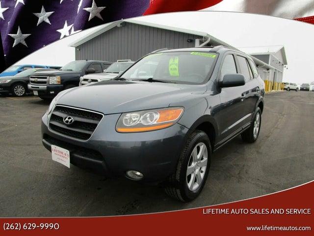 2009 Hyundai Santa Fe 3.3L Limited FWD