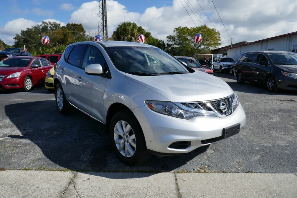 Used 2011 Nissan Murano S For Sale Right Now Cargurus