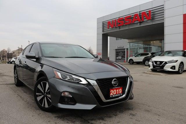 2019 Nissan Altima 2.5 SV AWD