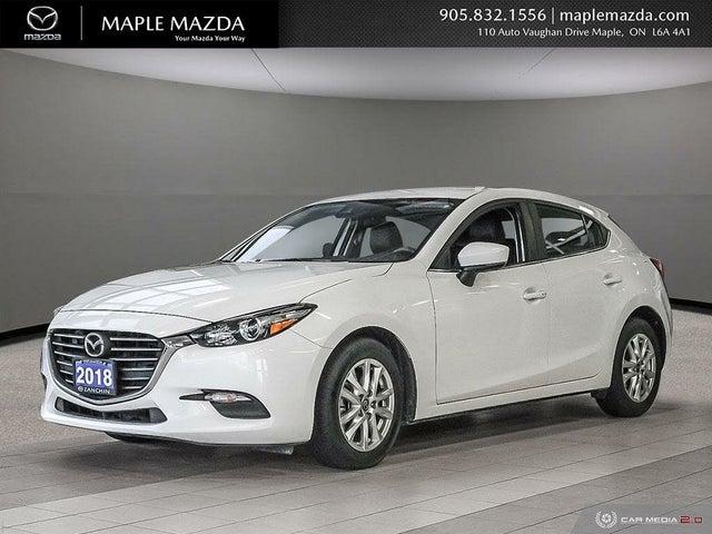 2018 Mazda MAZDA3 Sport 50th Anniversary Edition