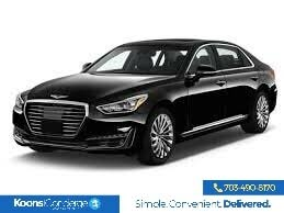 2017 Genesis G90 Ultimate AWD