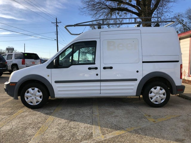 2011 Ford Transit Connect Cargo XL FWD with Rear Glass
