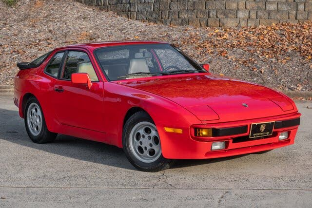 1987 Porsche 944 STD Hatchback