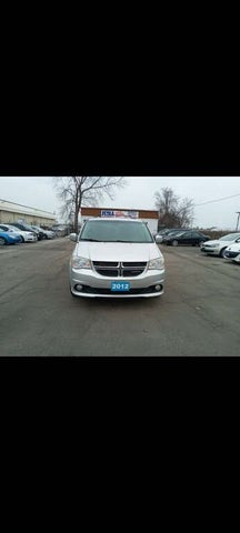 2012 Dodge Grand Caravan Crew FWD