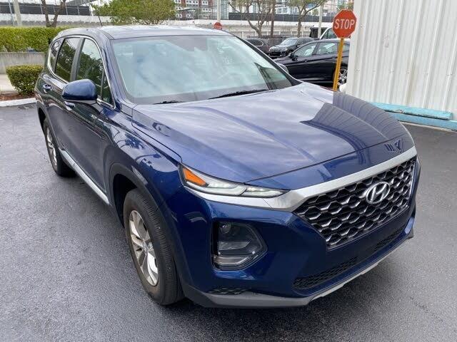 2019 Hyundai Santa Fe 2.4L SE FWD