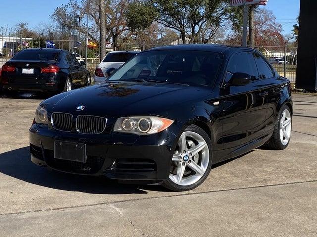 2011 BMW 1 Series 135i Coupe RWD