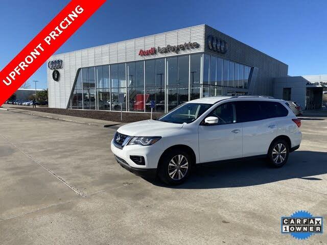 2020 Nissan Pathfinder SV 4WD