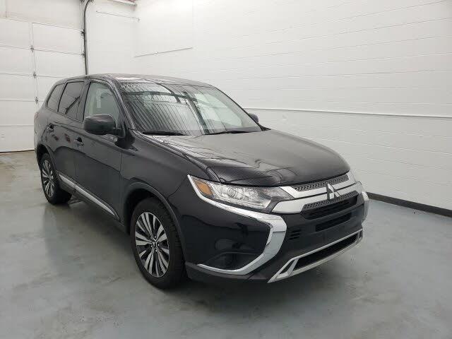 2019 Mitsubishi Outlander ES AWC AWD