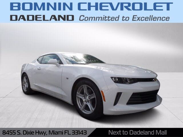 2018 Chevrolet Camaro LS Coupe RWD
