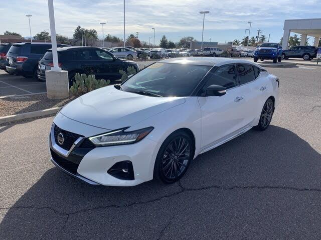 2019 Nissan Maxima Platinum FWD