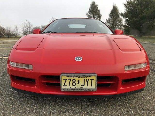 1996 Acura NSX T RWD