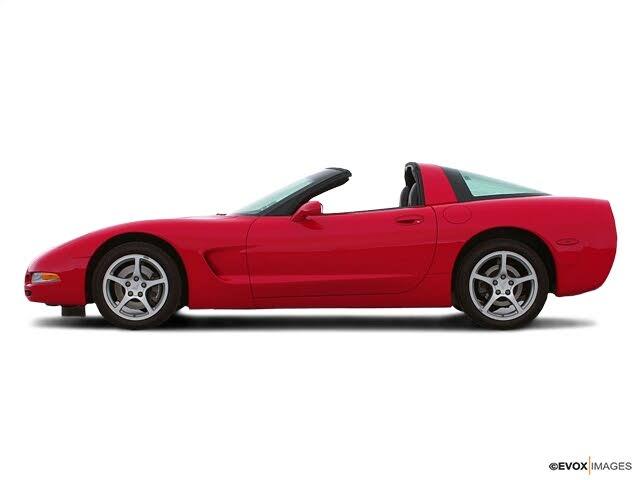 2002 Chevrolet Corvette Convertible RWD