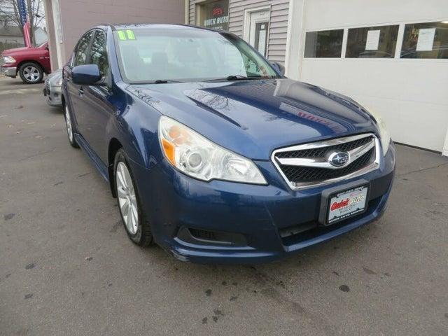 2011 Subaru Legacy 3.6R Premium