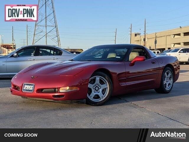 1998 Chevrolet Corvette Coupe RWD