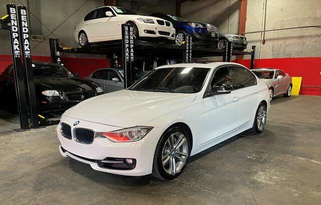 2012 BMW 3 Series 335i Sedan RWD