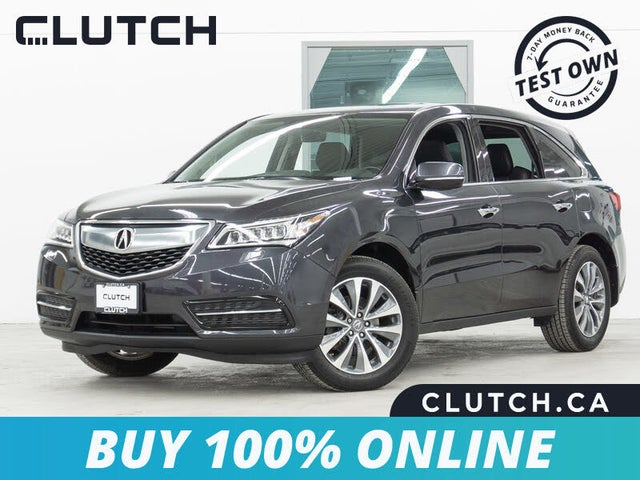 2016 Acura MDX SH-AWD with Technology Package