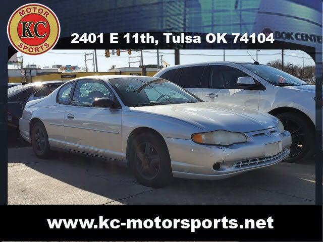 2004 Chevrolet Monte Carlo LS FWD