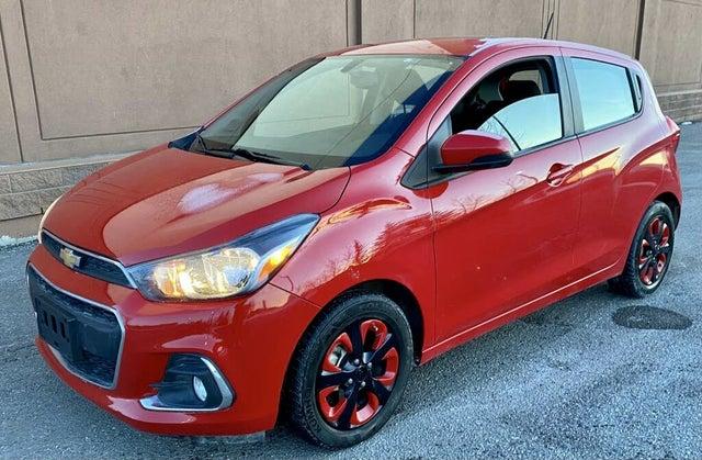 2018 Chevrolet Spark 1LT FWD