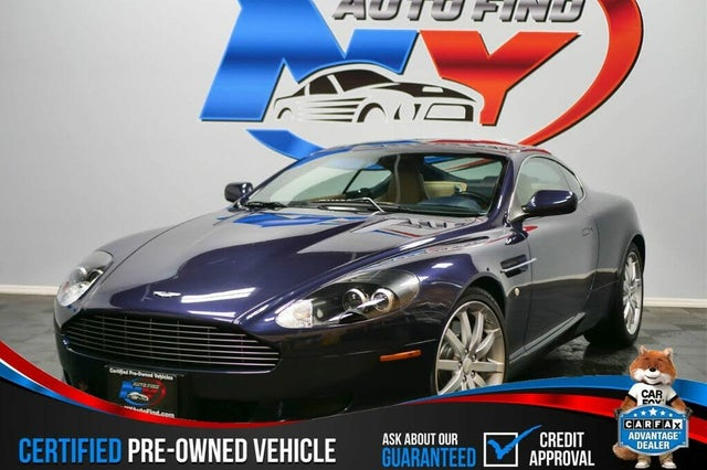 Used 2005 Aston Martin Db9 Coupe Rwd For Sale Right Now Cargurus