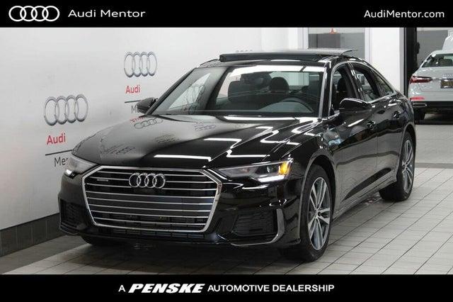2021 Audi A6 3.0T quattro Premium Sedan AWD