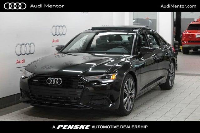 2021 Audi A6 2.0T quattro Premium Sedan AWD