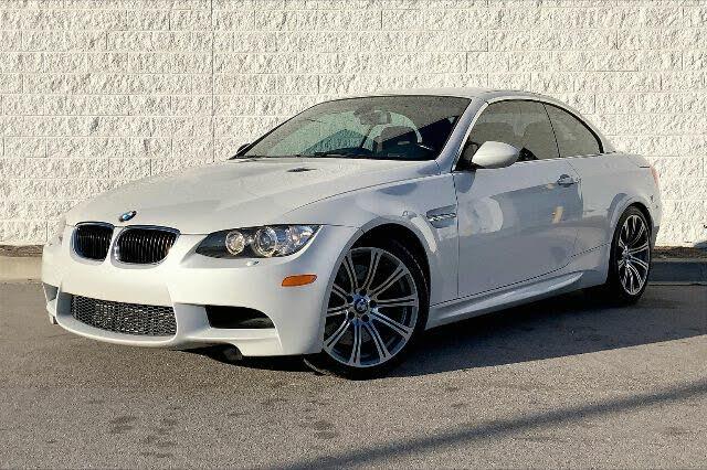 2013 BMW M3 Convertible RWD