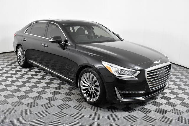 2019 Genesis G90 3.3T Premium RWD