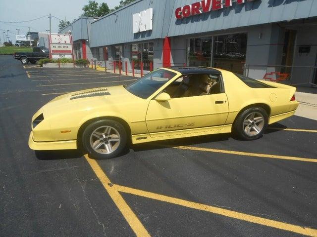 1987 Chevrolet Camaro Z28 Coupe RWD