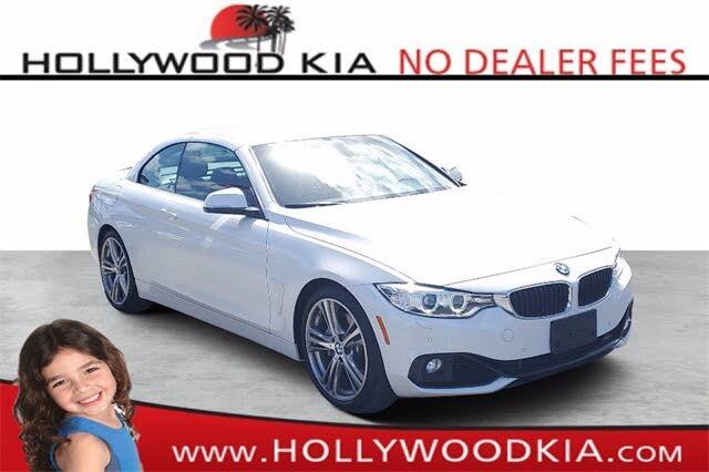 2017 BMW 4 Series 440i Convertible RWD