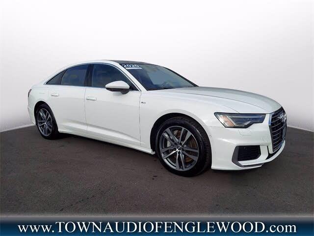 2020 Audi A6 3.0T quattro Premium Plus Sedan AWD